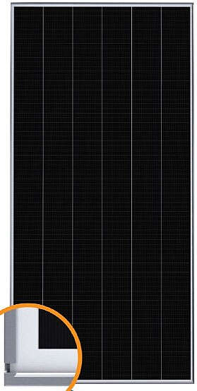 SunPower Performance 3 415 Wp zonnepaneel